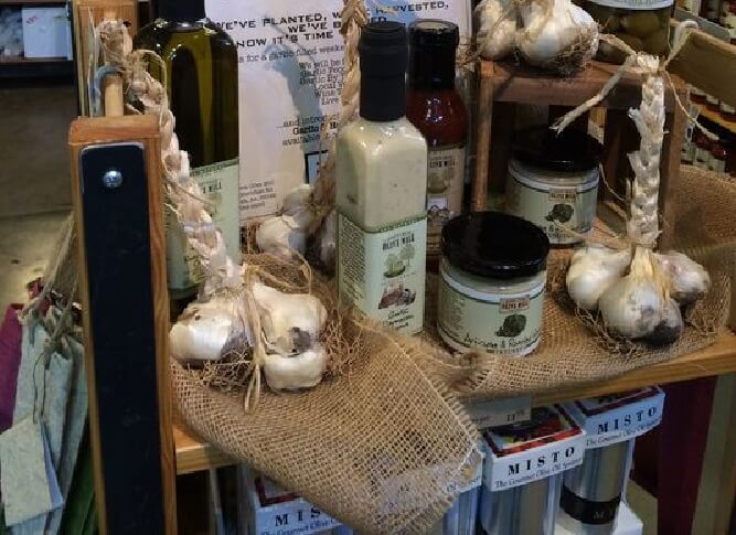Garlic Festival Sept 19 & 20 11am-3pm