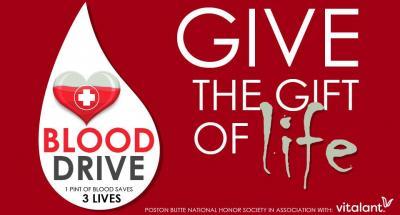 NHS Blood Drive
